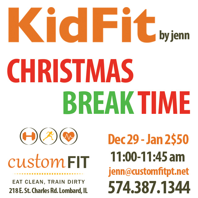 KidFit Christmas Break Clinic