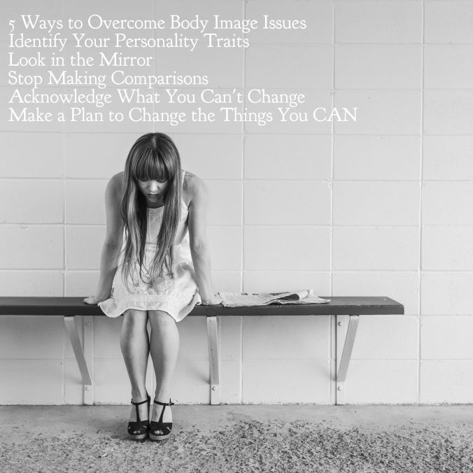 5 ways to overcome body image