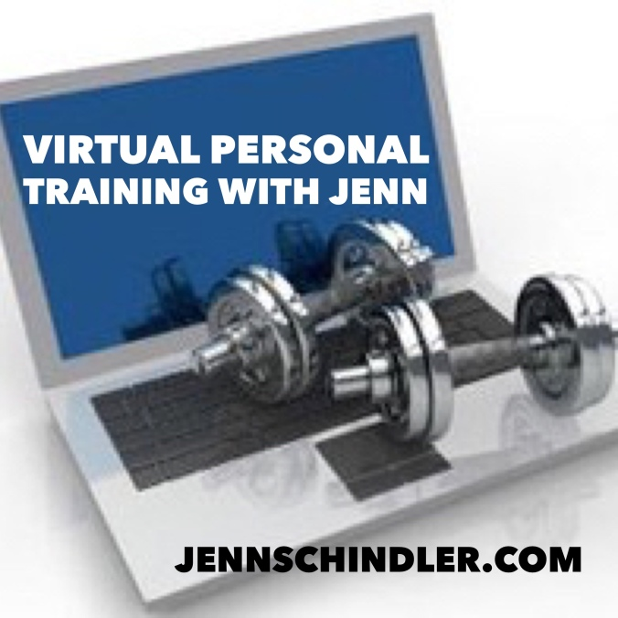 Work with a trainer from your own home